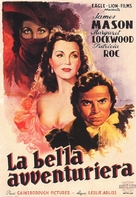 The Wicked Lady - Italian Movie Poster (xs thumbnail)