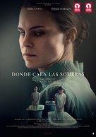 Dove cadono le ombre - Spanish Movie Poster (xs thumbnail)