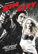 Sin City - DVD movie cover (xs thumbnail)