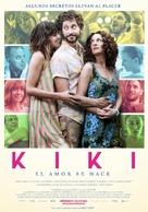 Kiki, el amor se hace - Mexican Movie Poster (xs thumbnail)