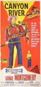Canyon River - Australian Movie Poster (xs thumbnail)