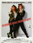 Desperately Seeking Susan - French Movie Poster (xs thumbnail)