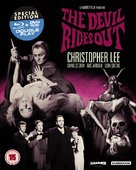 The Devil Rides Out - British Blu-Ray cover (xs thumbnail)