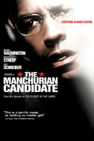 The Manchurian Candidate - DVD movie cover (xs thumbnail)