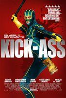 Kick-Ass - British Movie Poster (xs thumbnail)