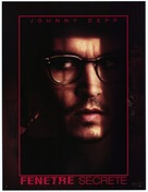 Secret Window - French Movie Poster (xs thumbnail)