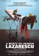 Moartea domnului Lazarescu - Portuguese poster (xs thumbnail)