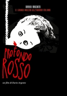 Profondo rosso - Italian Movie Cover (xs thumbnail)
