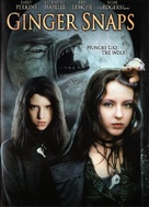 Ginger Snaps - DVD movie cover (xs thumbnail)