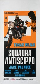 Squadra antiscippo - Italian Movie Poster (xs thumbnail)