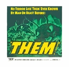 Them! - Theatrical poster (xs thumbnail)