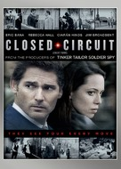 Closed Circuit - Canadian DVD cover (xs thumbnail)