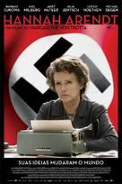 Hannah Arendt - Brazilian Movie Poster (xs thumbnail)