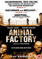 Animal Factory - British DVD cover (xs thumbnail)