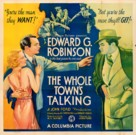 The Whole Town's Talking - Movie Poster (xs thumbnail)