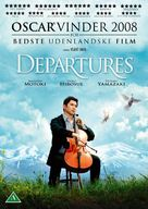 Okuribito - Danish Movie Cover (xs thumbnail)