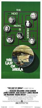 The Last of Sheila - Movie Poster (xs thumbnail)