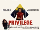 Privilege - British Movie Poster (xs thumbnail)