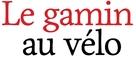 Le gamin au vélo - French Logo (xs thumbnail)