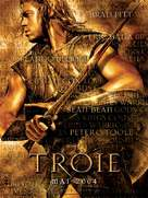 Troy - French Teaser movie poster (xs thumbnail)