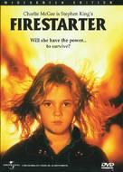 Firestarter - DVD movie cover (xs thumbnail)