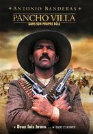 And Starring Pancho Villa as Himself - French DVD movie cover (xs thumbnail)
