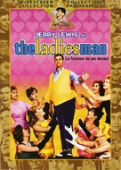 The Ladies Man - DVD cover (xs thumbnail)