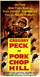 Pork Chop Hill - British Movie Poster (xs thumbnail)