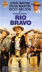 Rio Bravo - Australian Movie Cover (xs thumbnail)
