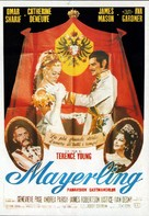 Mayerling - Italian Movie Poster (xs thumbnail)