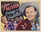 Songs and Saddles - Movie Poster (xs thumbnail)