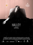 Halley - Mexican Movie Poster (xs thumbnail)