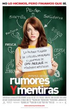 Easy A - Spanish Movie Poster (xs thumbnail)
