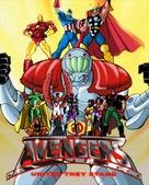 """Avengers"" - Movie Poster (xs thumbnail)"