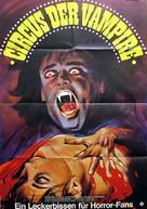 Vampire Circus - German Movie Poster (xs thumbnail)