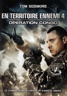 Seal Team Eight: Behind Enemy Lines - French DVD cover (xs thumbnail)