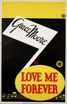 Love Me Forever - Dutch Movie Poster (xs thumbnail)