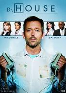 """""""House M.D."""" - French DVD movie cover (xs thumbnail)"""