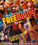 Free Birds - Singaporean DVD cover (xs thumbnail)
