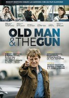 Old Man and the Gun - Italian Movie Poster (xs thumbnail)