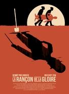 La rançon de la gloire - French poster (xs thumbnail)