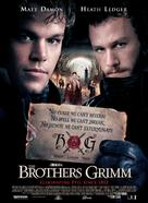 The Brothers Grimm - Movie Poster (xs thumbnail)