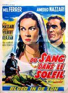 Proibito - Belgian Movie Poster (xs thumbnail)