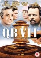 """""""QB VII"""" - British DVD cover (xs thumbnail)"""