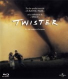 Twister - French Blu-Ray movie cover (xs thumbnail)
