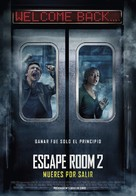Escape Room: Tournament of Champions - Spanish Movie Poster (xs thumbnail)