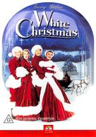 White Christmas - Australian DVD cover (xs thumbnail)