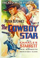 The Cowboy Star - Movie Poster (xs thumbnail)