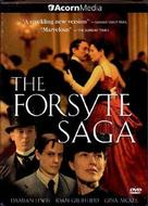 """The Forsyte Saga"" - DVD cover (xs thumbnail)"