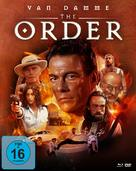 The Order - German Movie Cover (xs thumbnail)